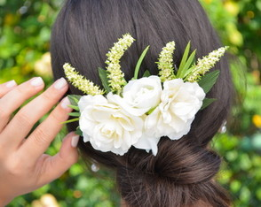 ARRANJO PARA CABELO DREAM WEDDING