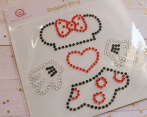 Bling Minnie (ST040)