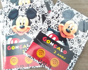 Kit Colorir Mickey Mouse 3