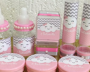 Kit 50 pcs Chuva de Amor