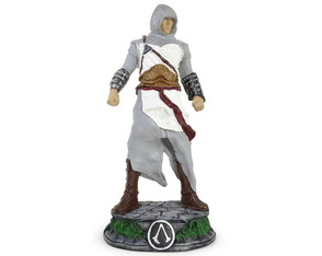 Estátua Assassins Creed Escultura Estatueta Jogo Resina 32cm