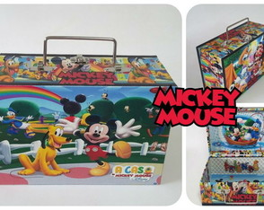 MALETA TURMA DO MICKEY