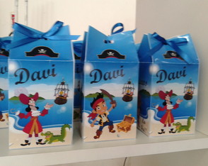 Caixa Milk Jake Piratas