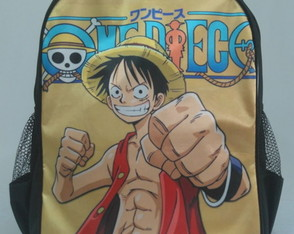 Mochila Juvenil Anime One Piece