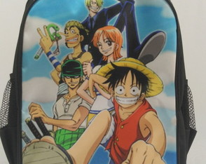 Mochila Anime One Piece