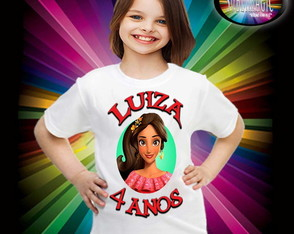 Camiseta Princesa Elena de Avalor