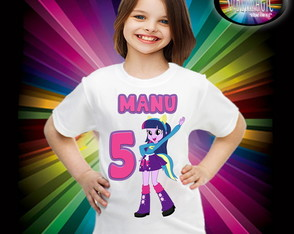 Camiseta My Little Pony