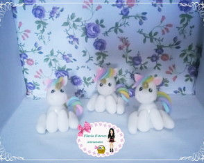 apliquues de unicornio