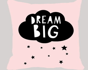 Almofada Dream Big