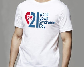 Camiseta Sindrome de Down