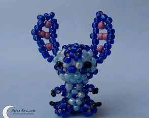 Chaveiro do Stitch