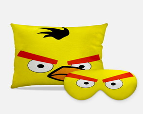 Kit festa do Pijama Angry birds