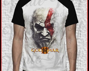 Camiseta do God of War