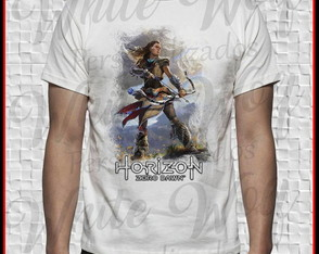Camiseta do Horizon