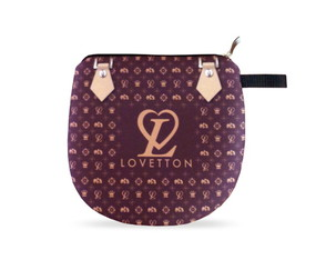 Necessaire bolsa lovetton - neoprene fashion