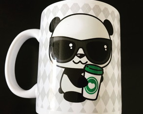 Caneca Pet Coffee