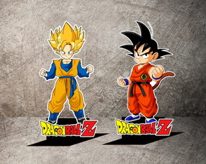 Centro de Mesa Dragon Ball Z