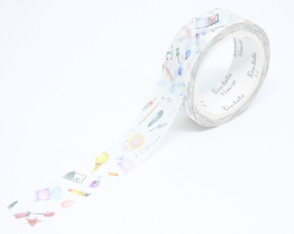 Washi Tape - Make-Up