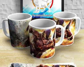 Caneca do The Flash