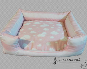 Cama Pet BELIZE M - PRONTA ENTREGA