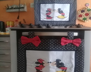 Kit Fogão Minnie