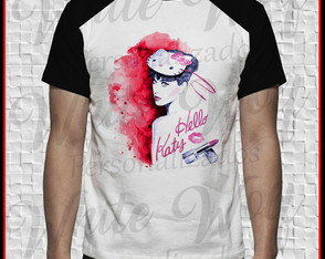 Camiseta da Katy Parry