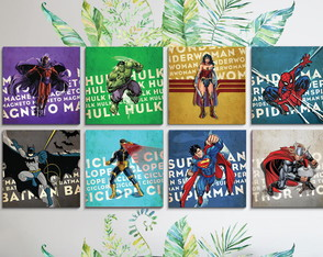 Posters Herois ( unidade )