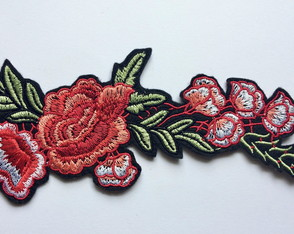 PATCH GUTI INSPIRED FLOR TERMOCOLANTE