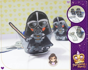 Saia Cupcake Star Wars