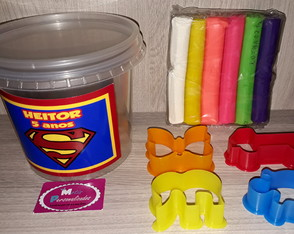 Kit do Super Homem