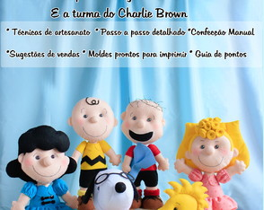 Apostila Digital Snoopy e a turma do Charlie Brown