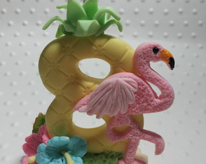 Vela Biscuit Flamingo
