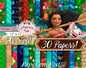 Moana Digital Papers