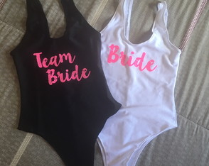 Body Feminino Team Bride
