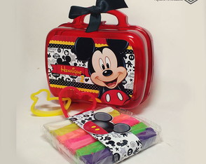 Kit massinha com Maletinha - Mickey Mouse