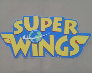 Painel Super Wings