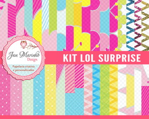 Kit Digital LOL Surprise
