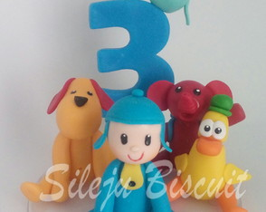 vela turma do pocoyo