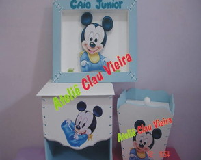 kit-03-pcs-tema-mickey-baby