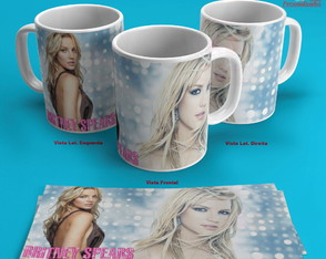 Caneca Britney Spears