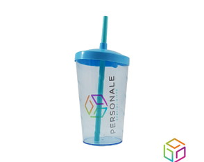 Copo twister personalizado 500 ml transfer