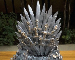 Bolo game of thrones
