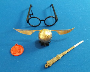 Kit Estilo HarryPotter