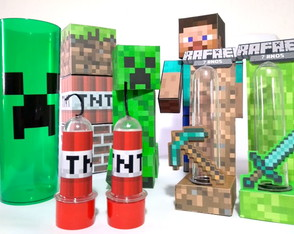 Kit Ouro Minecraft