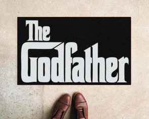 Capacho Divertido The Godfather