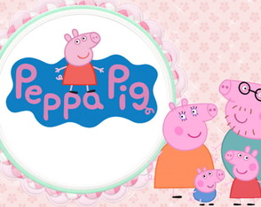 Retrospectiva Peppa Pig 80 fotos