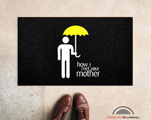 Capacho Divertido How i met your Mother
