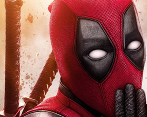Poster Cartaz Deadpool - O Filme