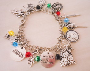 Pulseira Game of Trhones (Valor promocional)