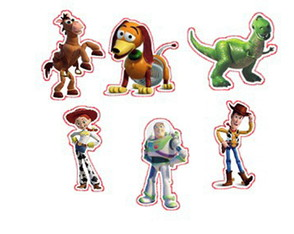 Recortes Toy Story